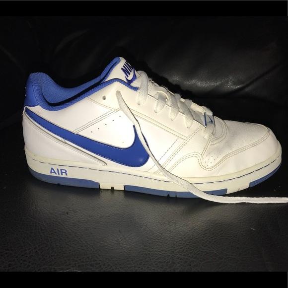 Nike Other - White & blue Nike